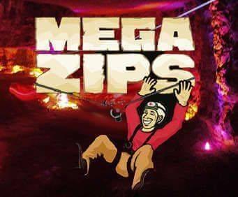 Louisville Zipline at Mega Cavern