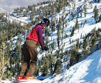 Mt. Rose - Ski Tahoe Lift Tickets, snowboarding