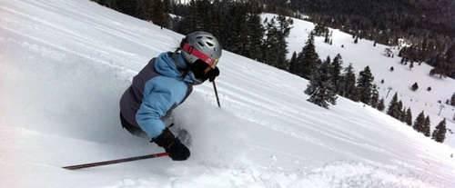 Ski Tahoe Interchangeable Booklet, ski