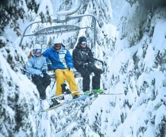 Northstar at Tahoe Ski Lift Tickets - Ski Lift