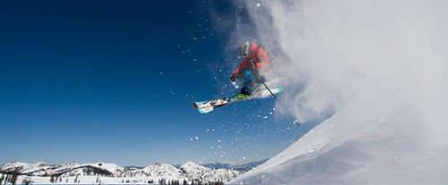 Squaw Valley USA - Skiing