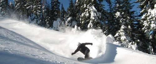 Sugar Bowl - Ski Tahoe North: Skiing