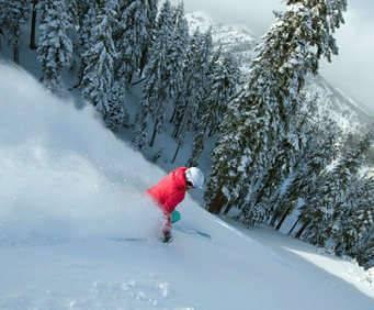Squaw Valley - Ski Tahoe North, ski