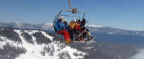 Diamond Peak - Ski Tahoe North, ski lift