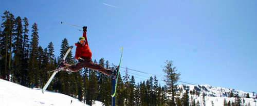 Ski Tahoe North Interchangeable Lift Ticket - Ski Tahoe North, skiing