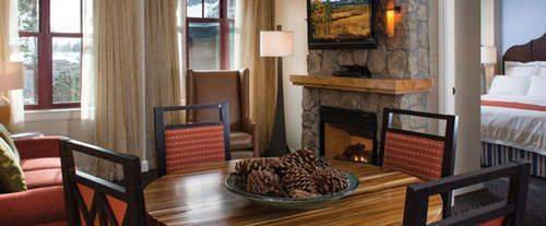 Marriott's Timber Lodge Dining Photo