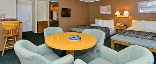 Americas Best Value Inn - Casino Center Lake Tahoe Room Photos