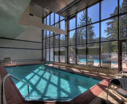 The Ridge Tahoe Indoor Pool
