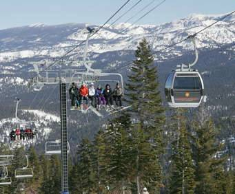 Epic Pass at Northstar Resort & 7 More World Class Mountains, ski lift