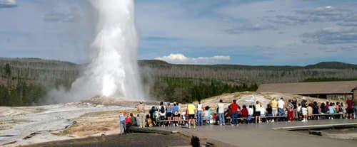Yellowstone: Old Faithful Expedition - Outlook Point