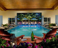 Lodge at Jackson Hole Indoor Swimming Pool
