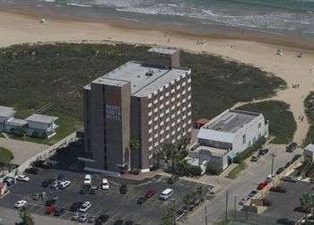 Exterior of Padre South Hotel On The Beach
