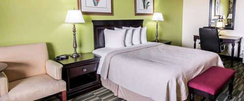 Photo of Quality Inn & Suites On The Beach Room