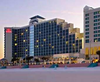 Fitness Center at Hilton Daytona Beach Resort/Ocean Walk Village