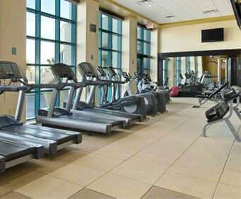Fitness Center at Hilton Daytona Beach Resort/Ocean Walk Village