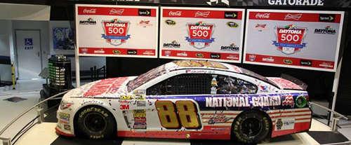 Daytona International Speedway Tours