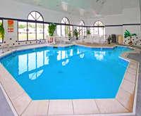 Best Western St. Louis Inn Indoor Pool
