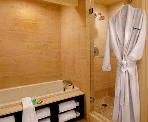 MotorCity Casino Hotel Bathroom Photo