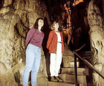 Crystal Palace Cave Tour