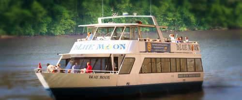 Blue Moon Eco-Tour Cruise, cruise boat