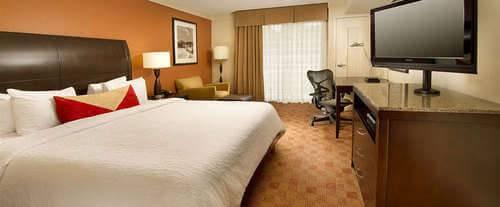 Photo of Hilton Garden Inn Chattanooga Downtown Room