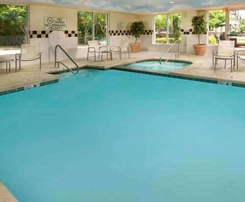 Hilton Garden Inn Chattanooga Downtown Indoor Swimming Pool