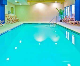 Holiday Inn Express Hotel & Suites Chattanooga-Lookout Mtn Indoor Pool