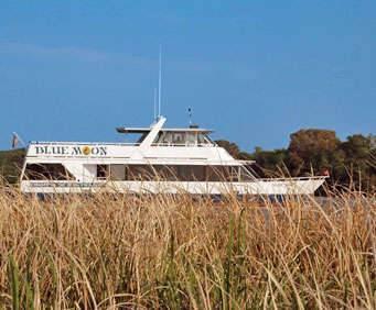 Hiwassee Island Cruises, island cruise