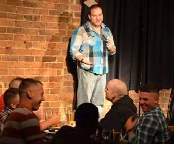Vaudeville Café - Stand Up Comedy Show