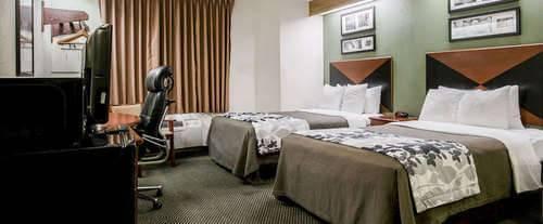 Sleep Inn Chattanooga Room Photos