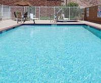 Outdoor Pool at Hampton Inn Moab
