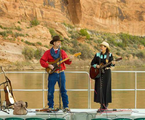 unWine'd & Dine Canyonlands Sunset Tour, music
