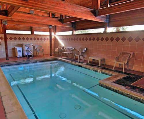 Quality Inn Mammoth Lakes Indoor Swimming Pool