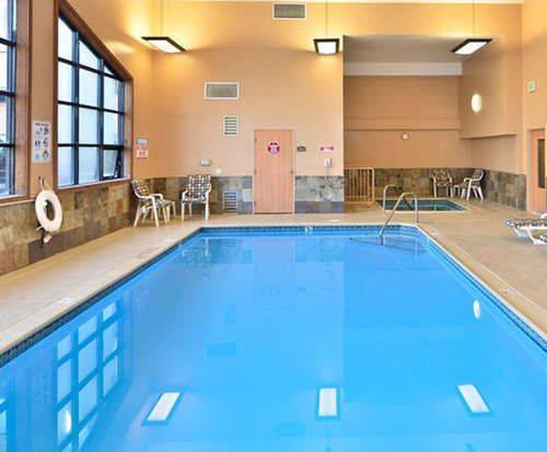 Best Western High Sierra Hotel Indoor Swimming Pool