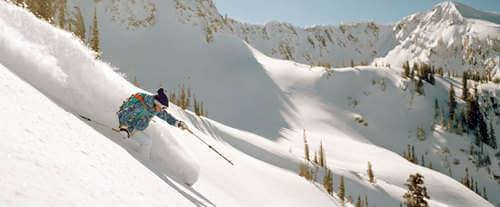 Brighton Snow Ski Lift Tickets, ski slope