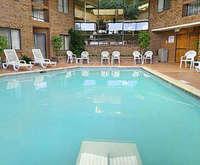 Outdoor Swimming Pool of Best Western Plus Landmark Inn & Pancake House