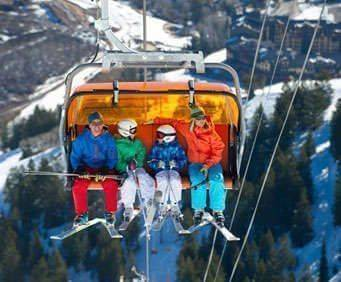 The Canyons Ski Lift Tickets, ski lift