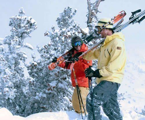 Alta Lift Tickets, winter activity