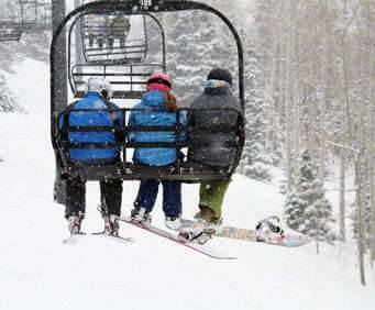 Park City Ski Lift Tickets, group