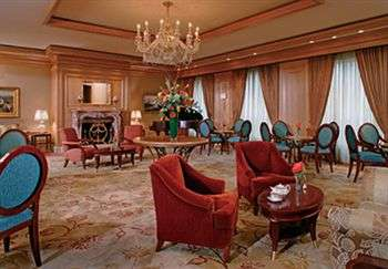 The Ritz-Carlton, Cleveland Lobby