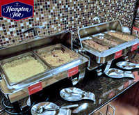 Hampton Inn & Suites Cleveland-Airport/Middleburg Heights Dining