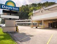 Exterior of Days Inn Pittsburgh Pa