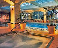 Fairmont Pittsburgh Indoor Swimming Pool