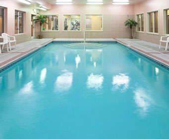 Holiday Inn Express Hotel & Suites Cincinnati-Blue Ash Indoor Pool