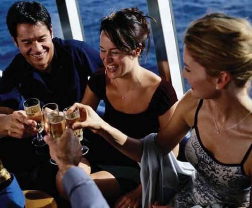Spirit of Norfolk Lunch and Dinner Cruises, drinks