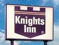Exterior View of Knights Inn Norfolk