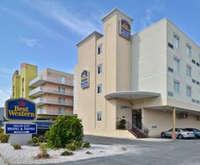 Exterior of Best Western Ocean City Hotel & Suites