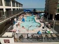 Exterior of Clarion Resort Fontainebleau