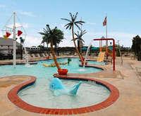 Outdoor Swimming Pool of Comfort Suites Ocean City