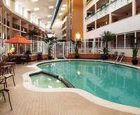 Quality Inn Oceanfront Indoor Swimming Pool